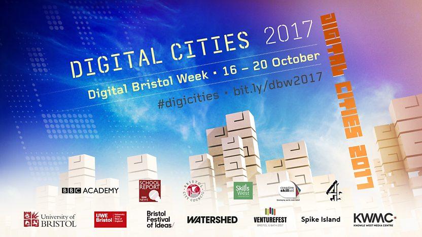 Digital Bristol Week: 16 to 20 October 2017
