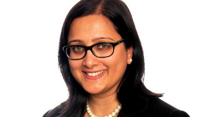 Vanita Sharma: South Asian history - BBC Academy