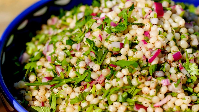 Pearl Couscous Recipe Bbc Food