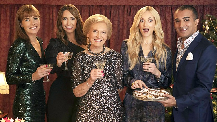Mary Berrys Christmas Party Episodes Bbc Food