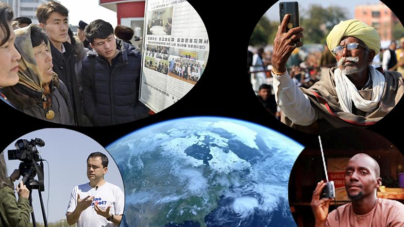 The Media this Week: 1-7 Jan 21 – BBC Monitoring