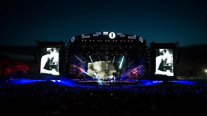 5 astonishing moments from Radio 1's Big Weekend 2015