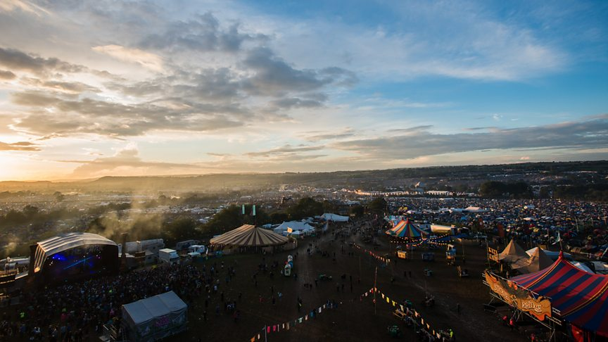 BBC Introducing at Glastonbury 2015
