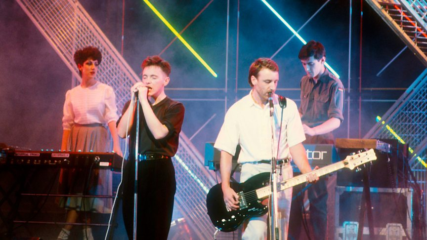 How New Order invented the 1980s