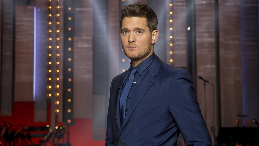 WORLD EXCLUSIVE | Bublé at the BBC
