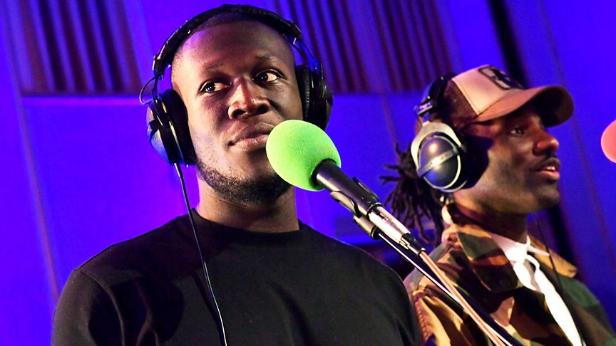 Watch Stormzy's unmissable Live Lounge Special