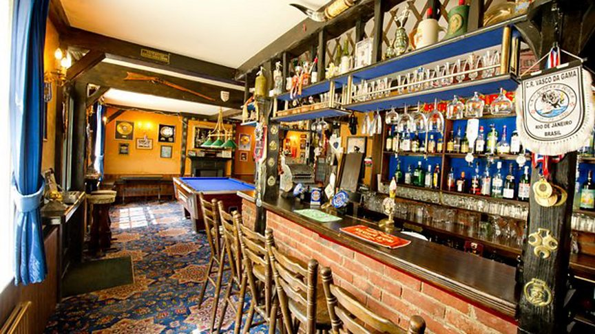 5 pop stars who built a pub in their home