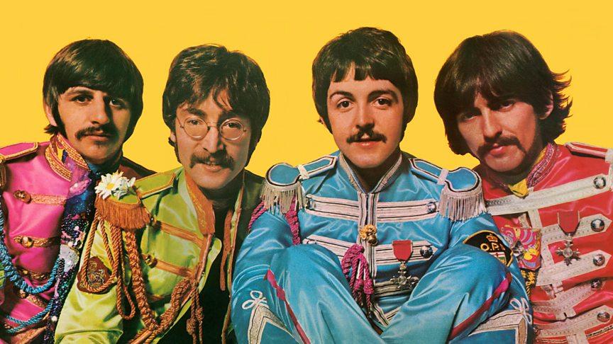 Sgt Pepper - Meet the Band