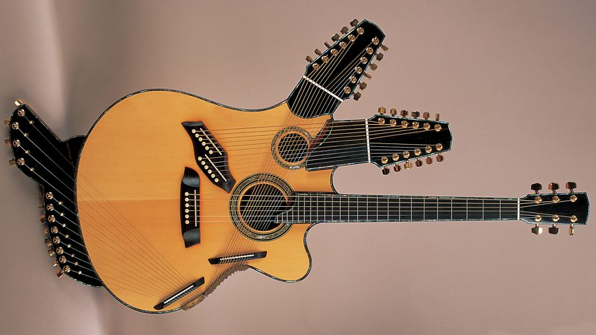 8 crazy instruments invented by famous musicians