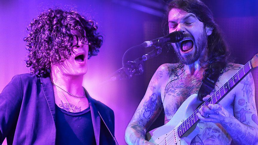 TRNSMT festival in Glasgow: watch highlights