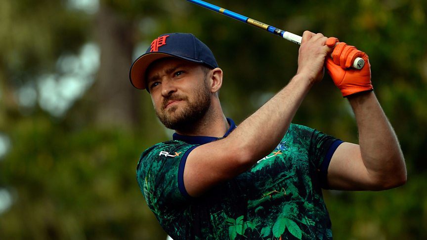Rock your caddy: 10 pop stars you didn't know played golf