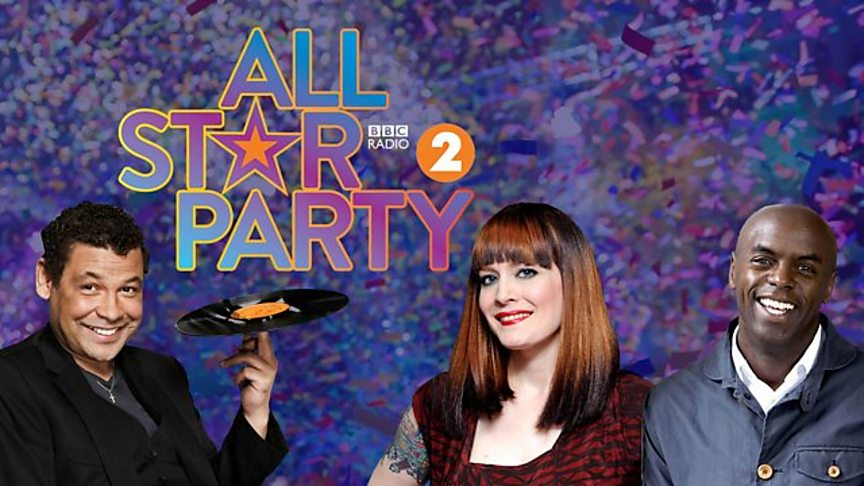 Radio 2's All Star Party: get tickets now!