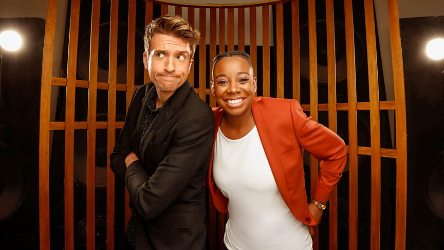 Sounds Like Friday Night! Greg James and A.Dot to host new pop show on BBC One