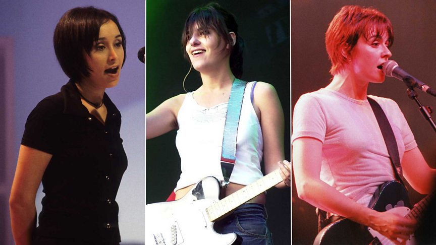 What happened to the female stars of Britpop?