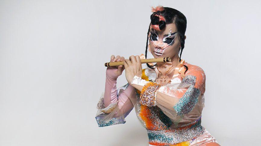 Listen to Björk's Power Down Playlist