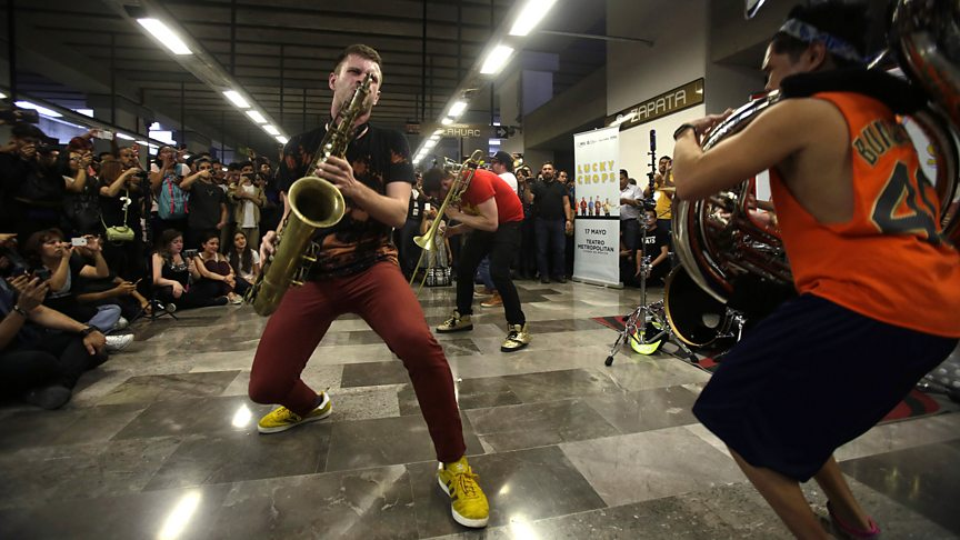 7 buskers that deserved to go viral