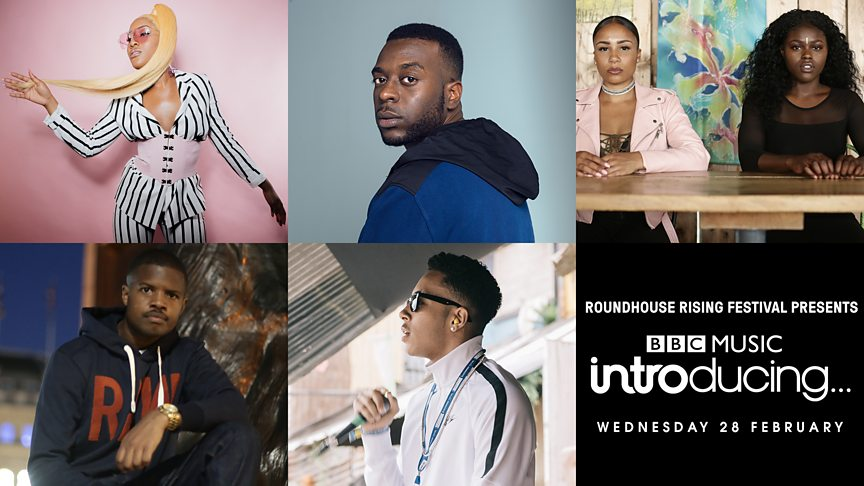BBC Music Introducing showcase at Roundhouse Rising Festival 2018
