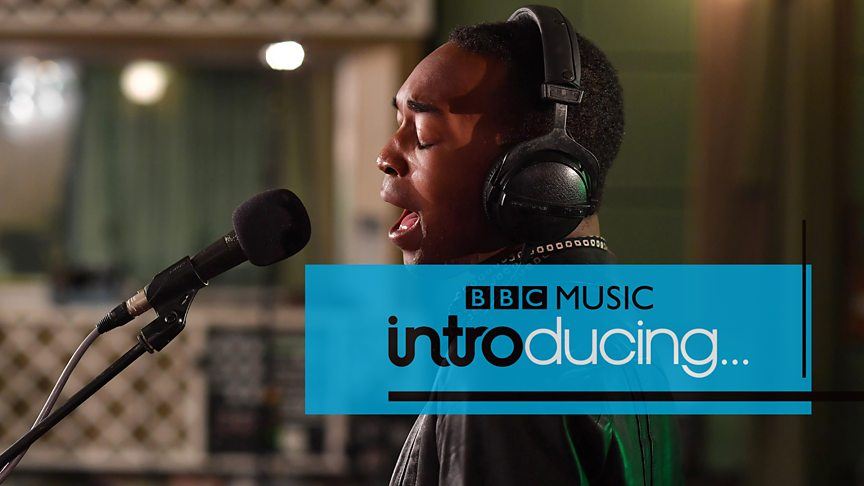 WATCH // Jalen N'Gonda in session for BBC Music Introducing