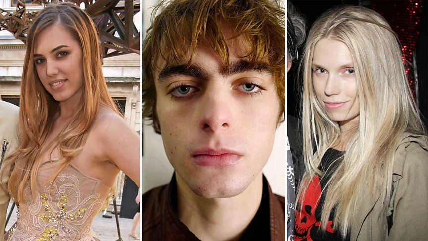 Quiz: Can you match the model to their musical mum or dad?