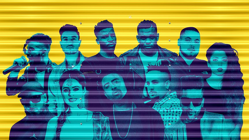 Find out who's playing this year's Asian Network Live!