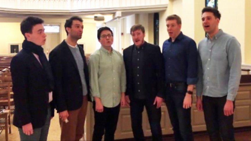 Find out how to make your choir sparkle with the King's Singers