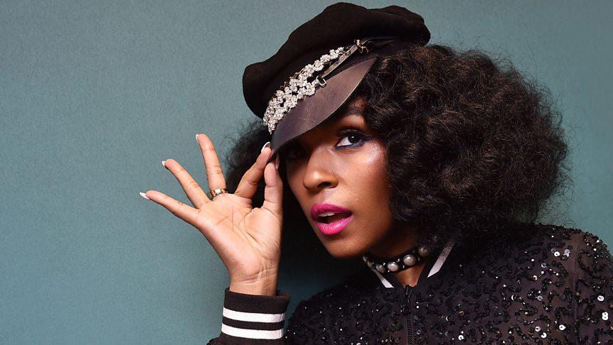 Janelle Monáe talks Prince, politics and Black Panther