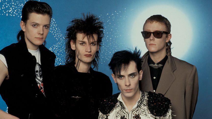 It's World Goth Day! Classic moments in pictures from the BBC archive