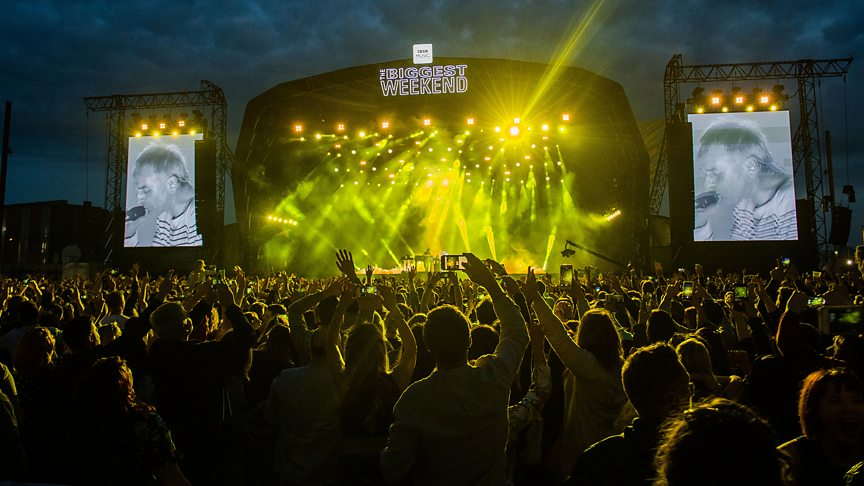 Biggest Weekend: Relive over 100 spectacular performances
