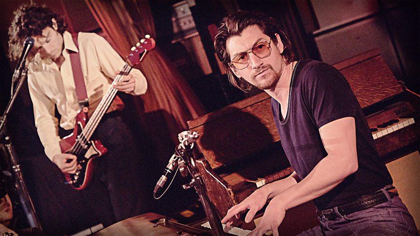 Watch Arctic Monkeys' unique one-off Maida Vale performance