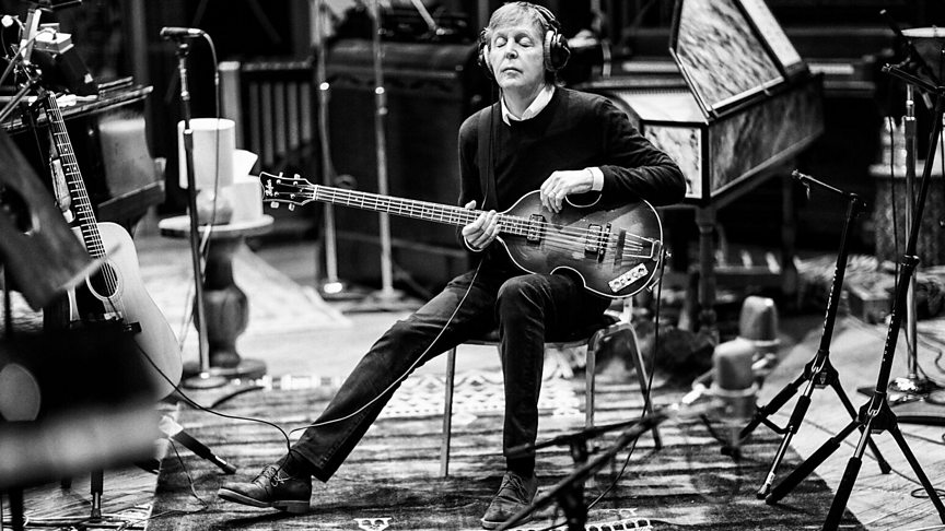 Listen to Paul McCartney tell 6 Music about his first solo single in 4 years