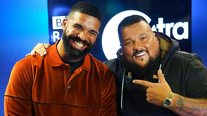 Drake drops a Fire In The Booth freestyle for Charlie Sloth
