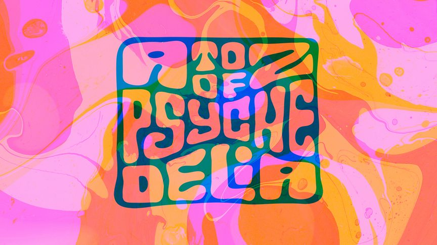 Podcast: A to Z of Psychedelia on 6 Music