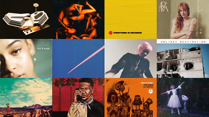 Mercury Prize 2018: the shortlisted albums