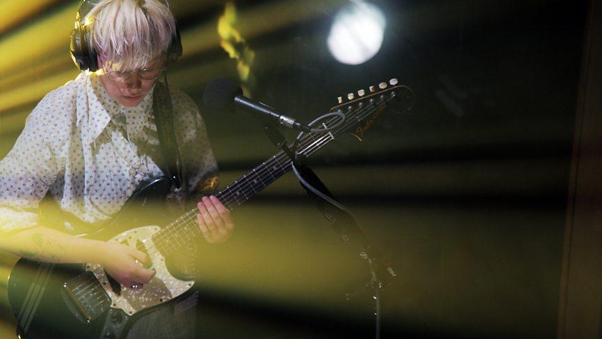 New artist Annabel Allum channels Nirvana and Courtney Barnett