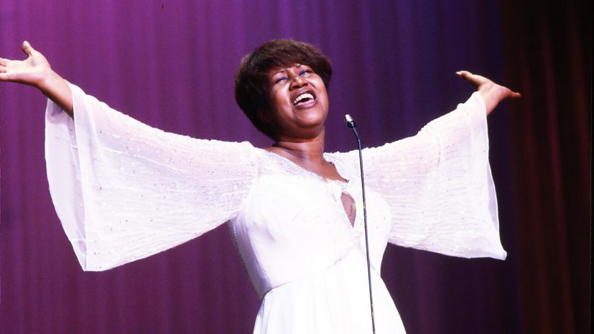 Queen of Soul - celebrating the music of Aretha Franklin
