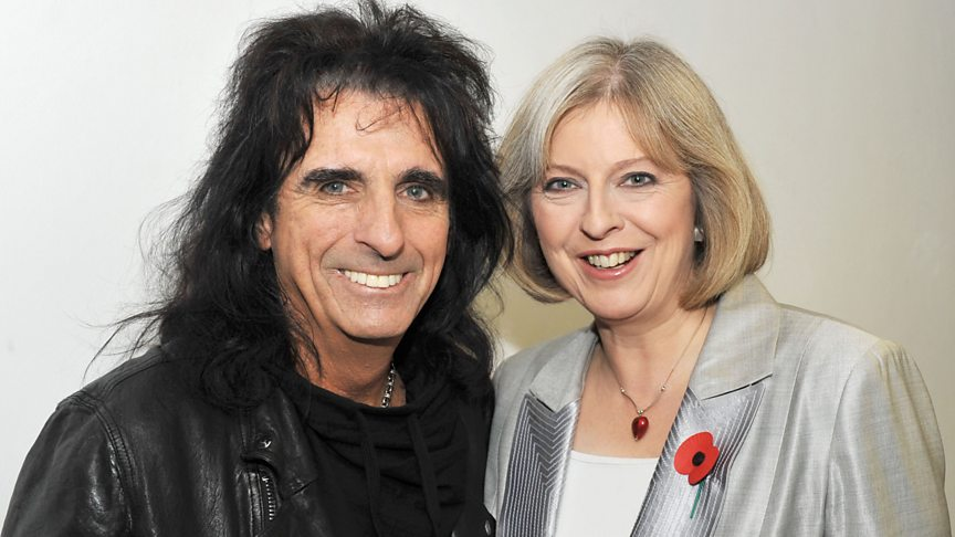7 of the most unexpected meetings between musicians and politicians