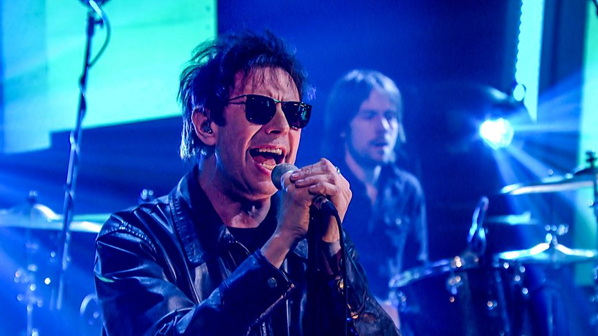 Echo & The Bunnymen return to Later...with Jools Holland