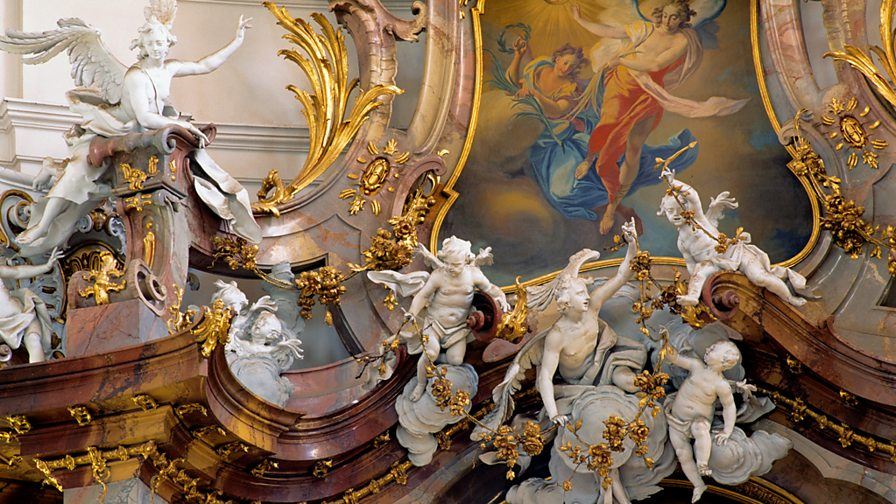 baroque and rococo art Baroque and rococo art (italian text by annalisa limardi - translation & adaptation by domenico russumanno) during the 17th century, baroque architecture spread through europe and latin america, where it was particularly promoted by the jesuits.