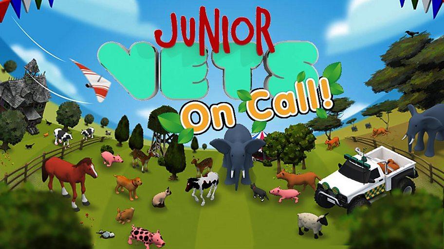 Your animal patients need you, Junior Vet!