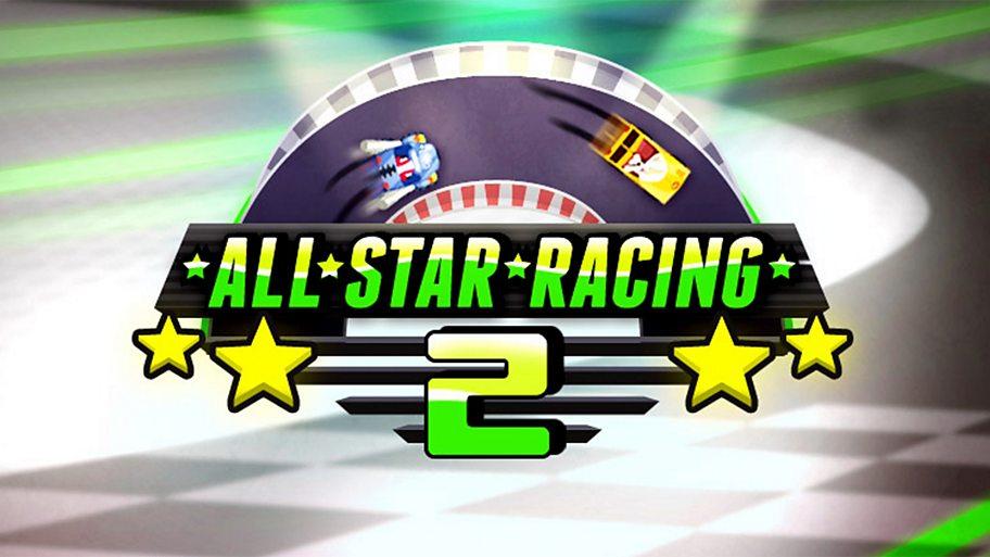 All Star Racing 2 - CBBC - BBC