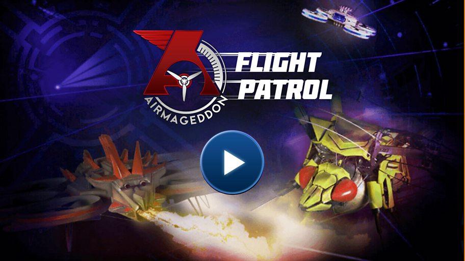 Airmageddon: Flight Patrol.