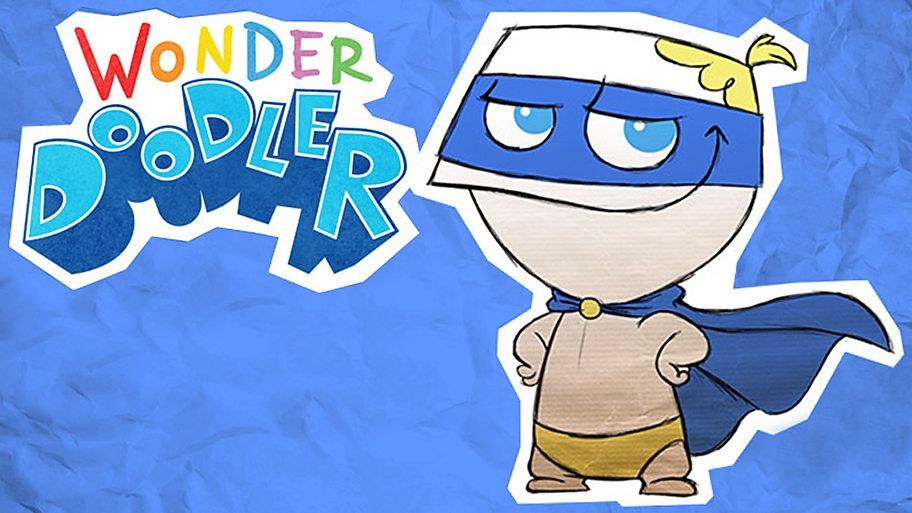 Get ready to doodle with Little Roy and watch your drawings come to life.