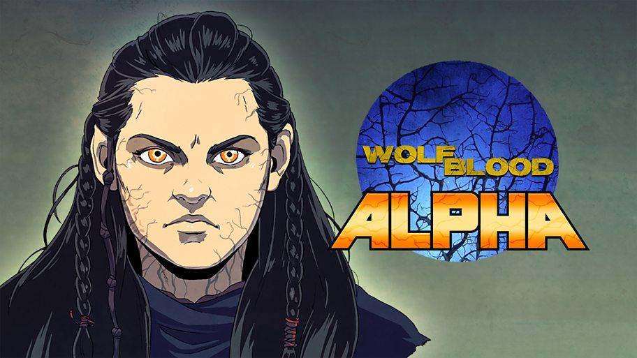 Wolfblood Alpha.