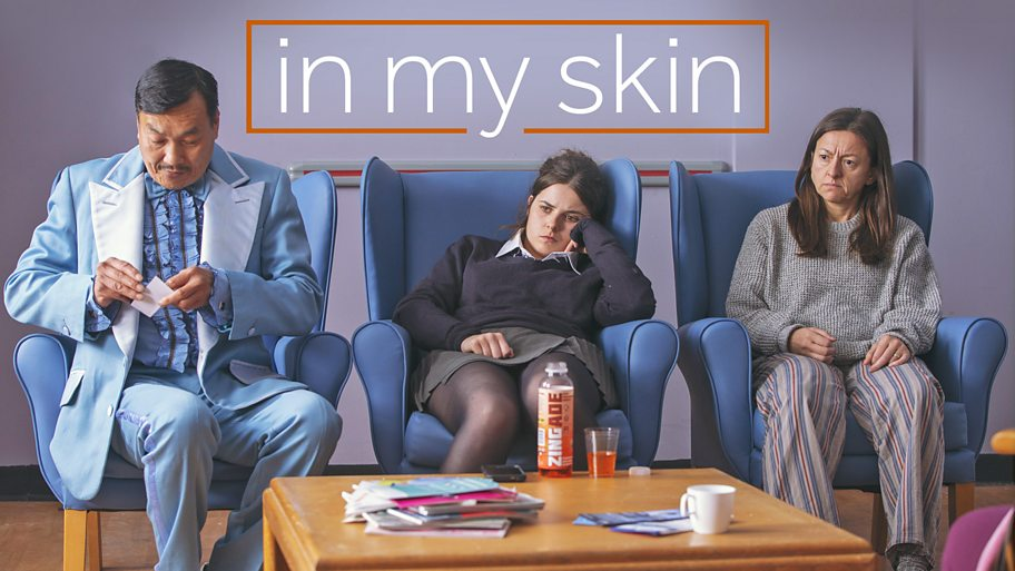 In My Skin is the coming of age story of 16 year old Bethan Gwyndaf.