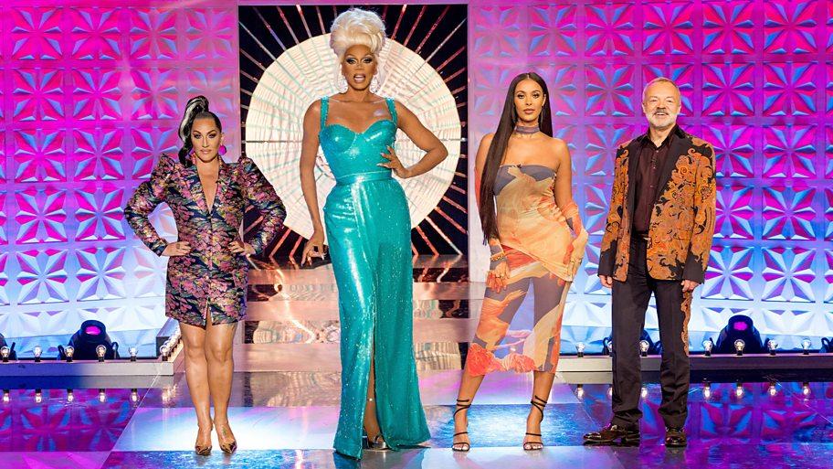 Maya Jama joins Michelle Visage, RuPaul and Graham Norton
