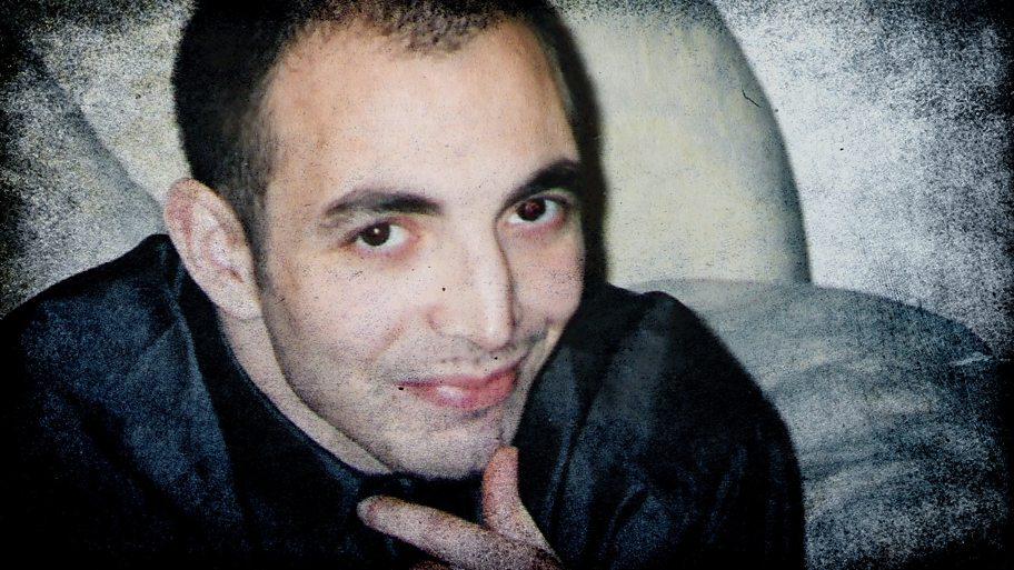 Convicted killer Omar Benguit