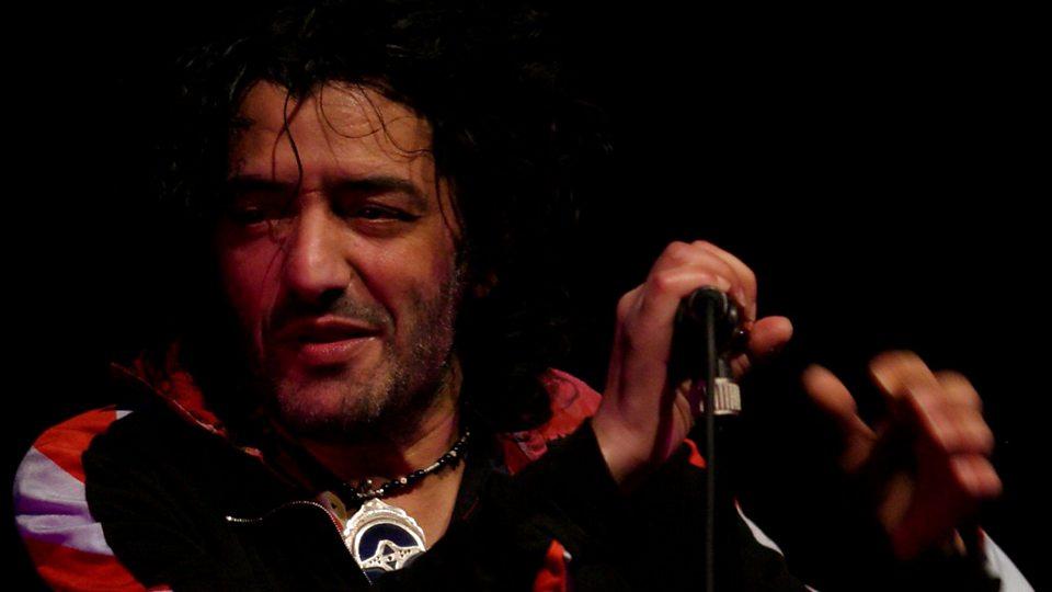 IMG RACHID TAHA, Algerian Singer and Activist