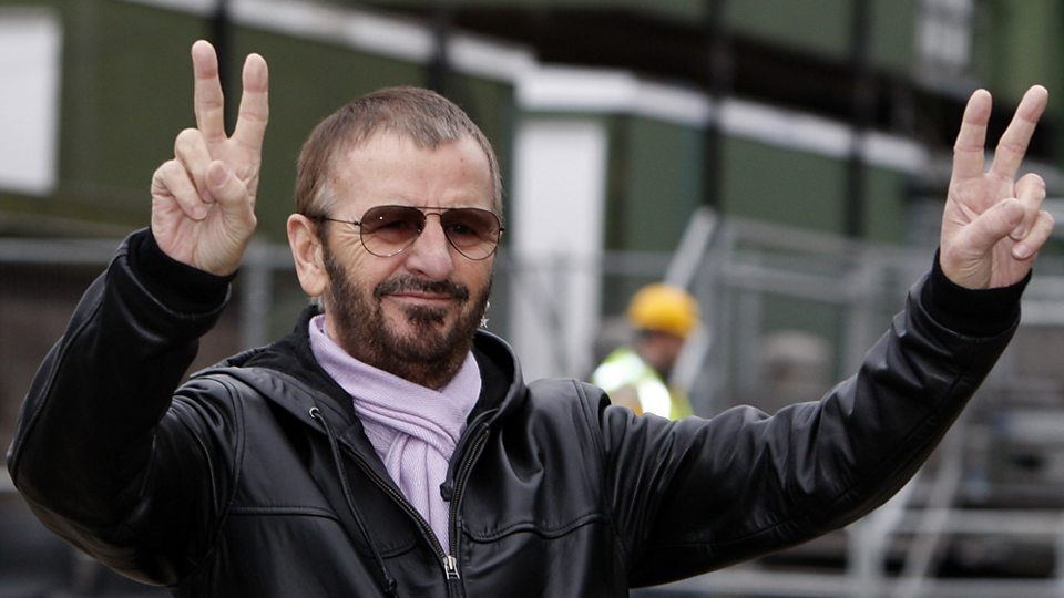 ringo starr new songs playlists latest news bbc music. Black Bedroom Furniture Sets. Home Design Ideas