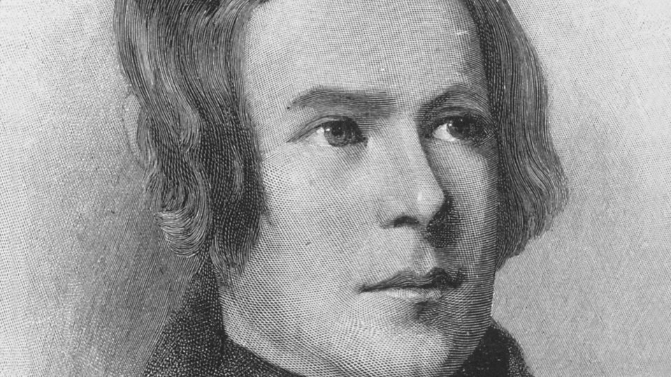 a biography of robert schumann a german composer Schumann facts: the music of the german composer and critic robert alexander schumann (1810-1856) made a significant impact on the burgeoning romantic movement in.