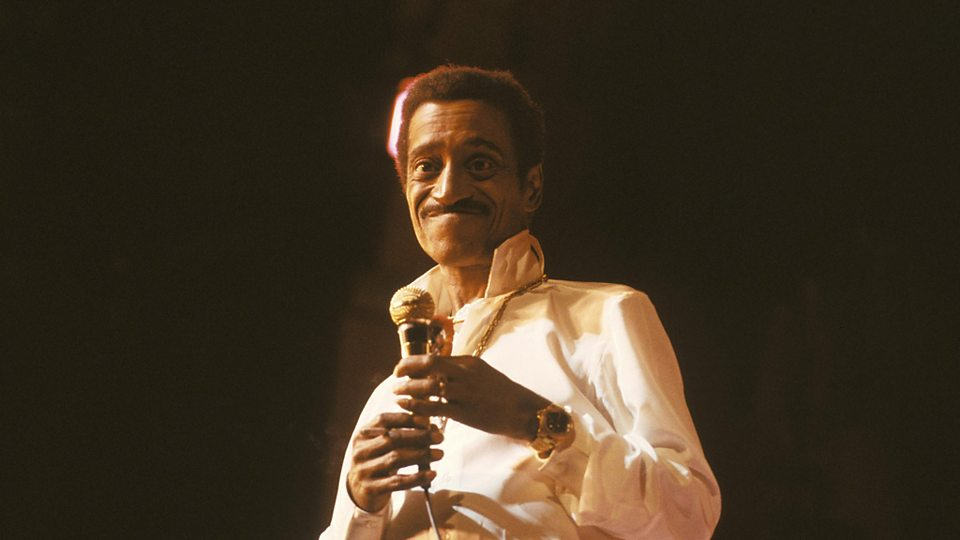 Sammy Davis Jr  - New Songs, Playlists & Latest News - BBC Music